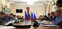 Выступление президента НОСТРОЙ Антона Глушкова на совещании у премьер-министра Дмитрия Медведева
